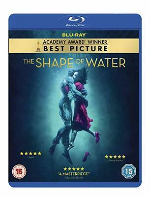 The Shape Of Water [Bluray + Digital] New & Sealed