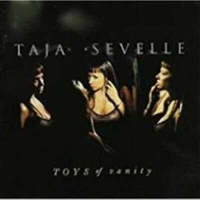 Toys Of Vanity by Taja Sevelle Cd