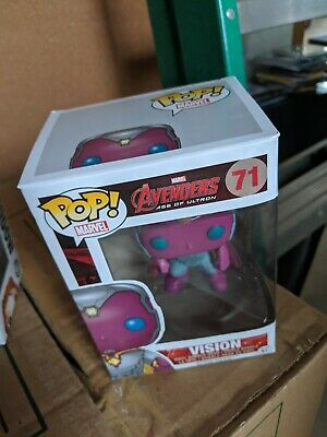 FUNKO POP POP! Marvel Avengers Age Of Ultron Vision #71