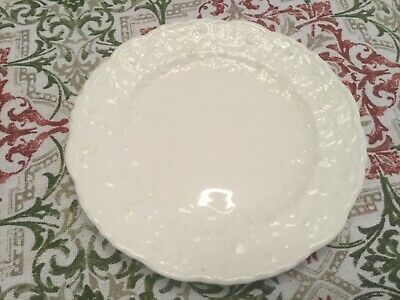 """Vintage Rose Point Steubenville China 6"""" Bread And Butter Plate"""