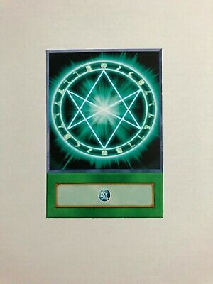 1x Proxy Yu-gi-oh The Seal of Orichalcos Premium Photo Paper