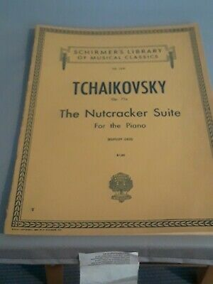 The Nutcracker Suite Intermediate Piano Solo Sheet Music Stylish Arran 000311438