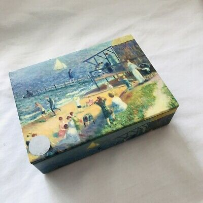 Notecards Box Set Of 16 Impressionist Art Cards 4 Types