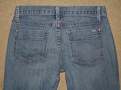 GAP Size 6 Light Blue Denim Jeans Capris Limited Edition Womens