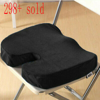 Memory Foam Cushion Coccyx Orthopedic Pain Relief Office Chair Seat U Pillow