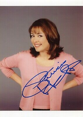 PATRICIA HEATON . Autograph . Hand signed . 8-10 Inch . Very good condition .