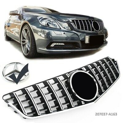 Grille Sport for Mercedes W207 PREFACELIFT PANAMERICANA AMG GT LOOK