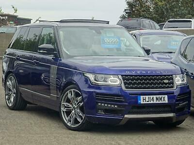 2014 Land Rover Range Rover 3.0 TD V6 Vogue Auto 4WD (s/s) 5dr