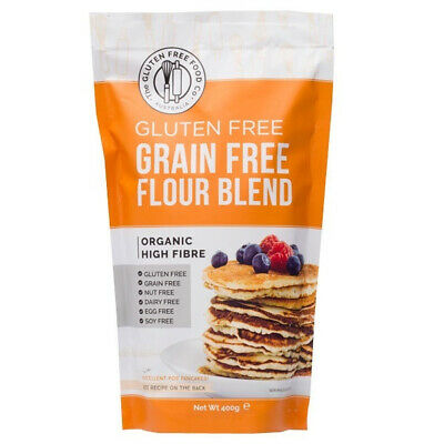 The Gluten Free Food Co. Organic Gluten Free Grain Free Flour Blend 400g