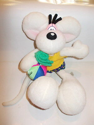 Grote Diddl 30 cm - Have Fun ! Large Soft Toy Diddl