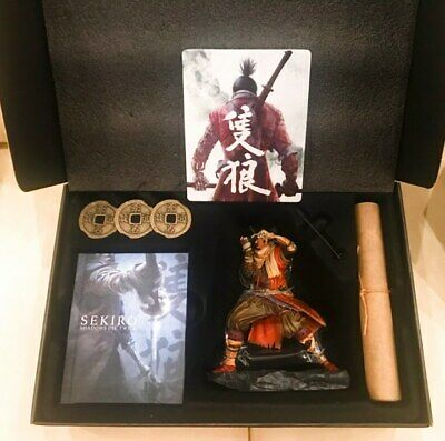 Sekiro: Shadows Die Twice - Collector's Edition Xbox One Con Gioco - Come Nuovo