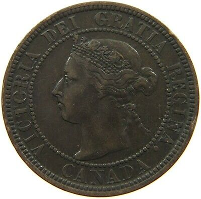 CANADA LARGE CENT 1900  #t73 359