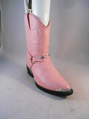 LAREDO LC2213 INFANT/'S RED FASHION WESTERN COWGIRL BOOTS NEW IN BOX