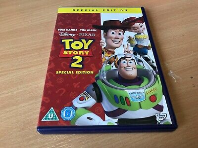 BOXED -- Toy Story 2 (DVD, 2010) Special Edition
