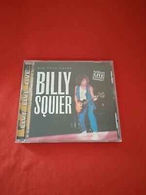 BILLY SQUIER - Rip This Joint Live