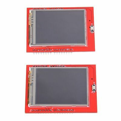 1X(2.4 inch TFT LCD Display Shield Touch Panel ILI9341 240X320 for Arduino L9F6