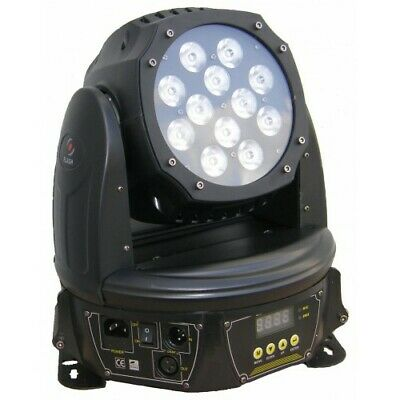B-stock, LED MOVING HEAD 144W 4in1 RGBW WASH