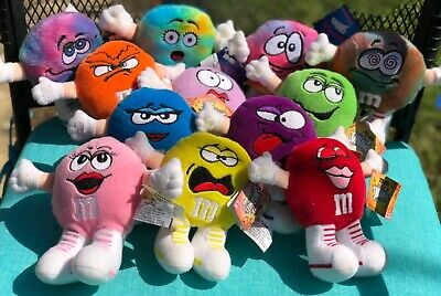 M&M Swarmees Collection 1998