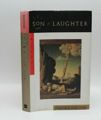 SIGNED FIRST EDITION Frederick Buechner: Son of Laughter 1993 Dedication Copy DJ