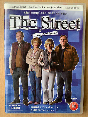 The Street - Temporada 1 Box Set DVD Jimmy Mcgovern Manchester British Serie TV