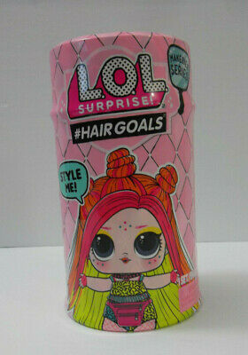 NEW LOL Surprise #HairGoals Wave 2 Series 5 Makeover Hair goals Authentic Doll