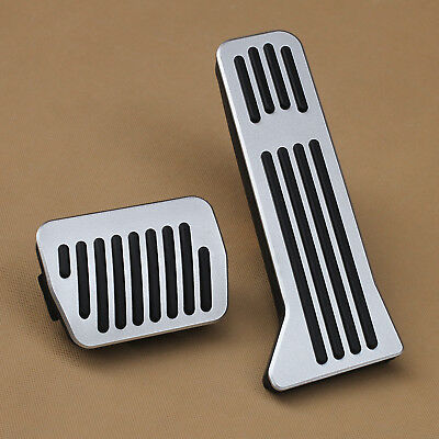 WANWU No Drill Brake Gas Pedal Cover Plate For Cadillac SRX 2010-2016 Accessories