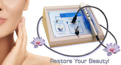 Portable tattoo removal machine, best salon or home use system with anesthetic.