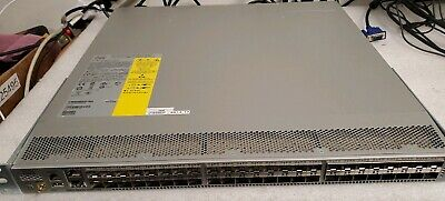 CISCO N3K-C3548P-10G NEXUS 3548 48-Port SFP+ Switch Dual AC, Racks
