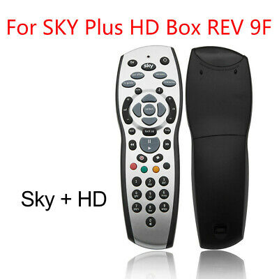 100% New GENUINE SKY+ PLUS HD REV 9F TV REPLACEMENT Remote+Free Shipping