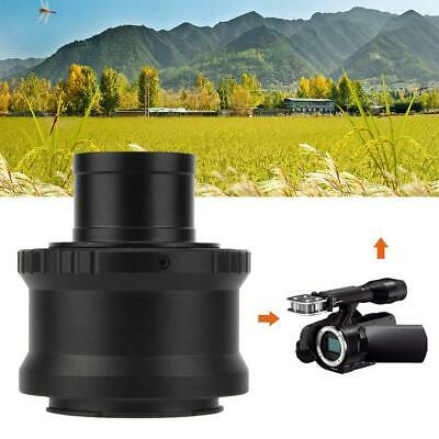 T2-NEX 1.25in Telescope Adapter Ring to for Sony NEX E Mount Camera Accessory DH