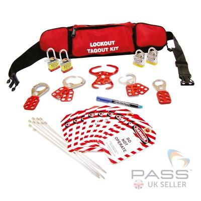 Personal Lockout Tagout Electrical Kit