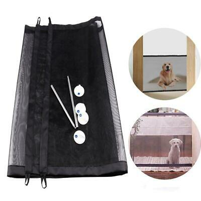 Portable Pet Separation Net Home Kitchen Barrier Dog Security Protective Fence