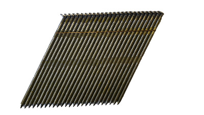 2.8-3.1 GAUGE 28 DEGREE ANGLED WIRE WELDED FRAMING NAILS x2000, BOSTITCH N80SB-1