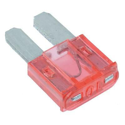 50 x 10A Micro2 Blade Fuse Auto Automotive Car Van Bike