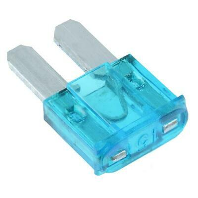 50 x 15A Micro2 Blade Fuse Auto Automotive Car Van Bike