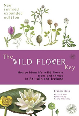 The Wild Flower Key (Revised Ed) Book New