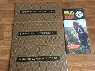 """Go Ape"" Tree Top Adventure Gift Vouchers - Value £180 - Fab Fun!! Only £135"