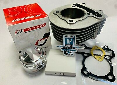 RZR170 RZR 170 Big Bore Kit 62 mil Cylinder Wiseco Piston