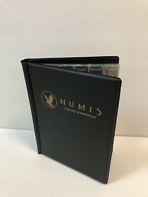 Numis Coin Collecting Album fits Up To Quarter Dollars, 420 Spot Fun For Kids!!