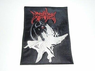 Immolation Dawn Of Possession Embroidered Patch