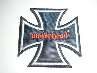 Motorhead Born To Lose Live To Win Embroidered Patch
