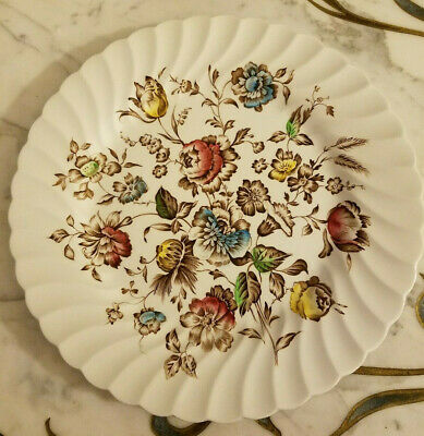 Johnson Brothers Staffordshire Bouquet Dinner Plate