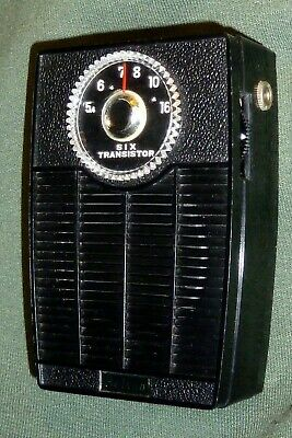 Radio vintage transistor AM BELSON JT682 sixties tsf clean works collector.
