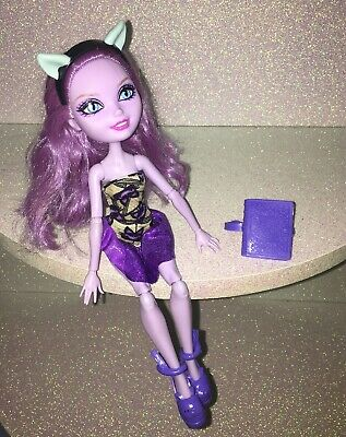 Ever After High Doll----*Kitty Cheshire Cat* Book Party----Alice in Wonderland