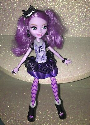 Ever After High Doll----*Kitty Cheshire Cat* 1st Edition----Alice in Wonderland
