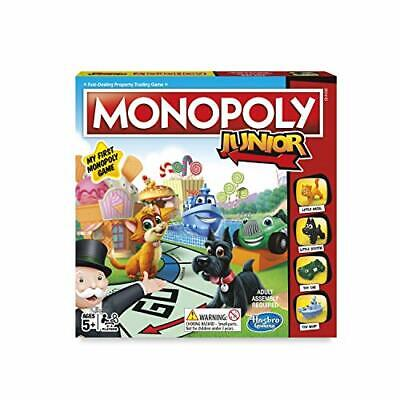 Board Ga-Monopoly Junior Edition 2019 /BoardGame BOARDGAME NEW