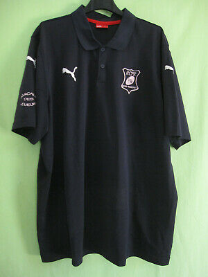 Polo Rugby Puma Club Roquefort RCPR Jersey Vintage Maillot - XL