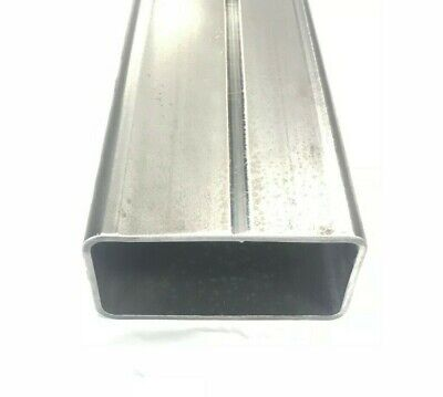 "Steel Rectangular Tube 2"" x 4"" x .125"" x 12"""