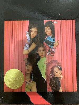Red Velvet The Reve Festival Guide Book Ver. [No Photocard & Standee]