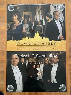 Downton Abbey DS Theatrical Movie Poster 27x40